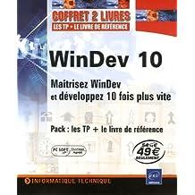 WinDev 10 : Pack 2 volumes