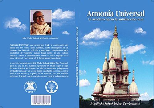 Armonia Universal por Srila Bhakti Raksak  Sridhar Dev Goswami
