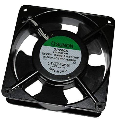 Imagen de Ventilador Para Estufa A Leña Sunon por menos de 15 euros.