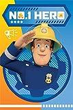 Kids Character Kinder Fleecedecke Feuerwehrmann Sam No 1 Hero