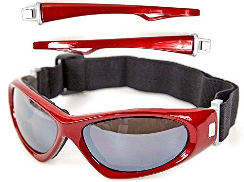 Skibrille Snowboard Brille Damen Herren Jungen Und Mädchen Sport Sonnenbrille Off-Road Schutzbrille Radsportbrille Fliegerbrille Anti-Frog Schneebrille Motorrad Kitebrille Radbrille Ausrüstung (Nerd Paar Kostüme)