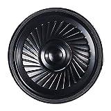 perfk Accesorio de DIY Altavoz Fino de 2 W, ∅ 40mm Espesor 5±0.2 mm, Salida SPL: 90 ± 3db (P40-8-2W)