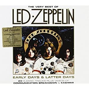 The Very Best of Led Zeppelin: Early Days & Latter Days