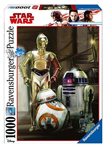 Ravensburger- Puzzles 1000 Piezas, Star Wars (19779)