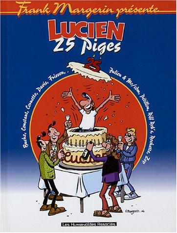 Lucien 25 piges par Frank Margerin