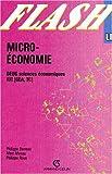 MICRO-ECONOMIE. Deug sciences économiques IUT (GEA, TC)