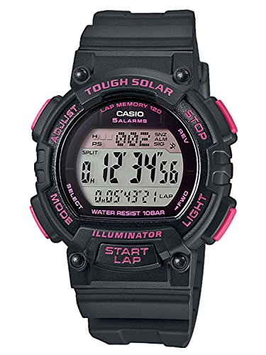 Casio Damen-Armbanduhr Digital Quarz Resin STL-S300H-1CEF