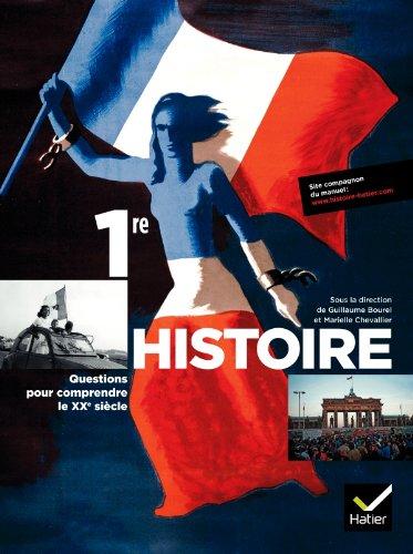 Histoire 1re éd. 2011 - Manuel de l'élève PDF Books