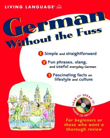 Without Fuss German Book/Cd (Without the Fuss)