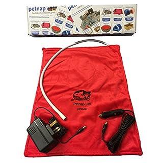 Petnap SAFE 12 V Electric Cat Dog heat pad mat 33cm x 44cm 10