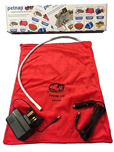 Petnap SAFE 12 V Electric Cat Dog heat pad mat 33cm x 44cm 1