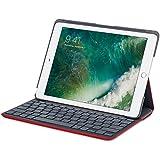 Logitech Segeltuch-Tastatur-Kasten-Abdeckung für iPad Luft - Rot