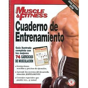 Cuaderno De Entrenamiento - Muscle & Fitness
