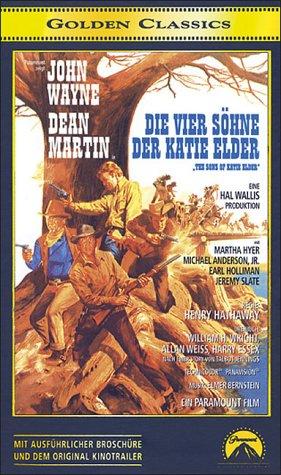 Die vier Söhne der Katie Elder [VHS]