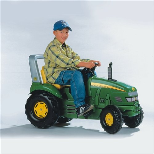 *FS 035632 – X-Trac John Deere, Tret-Traktor, 120cm*