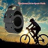 Explopur Kit de Support de Montage en Silicone pour Guidon de vélo pour Garmin 410...