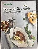 Original Vorwerk Buch Rezeptbuch So genießt Österreich Thermomix TM5