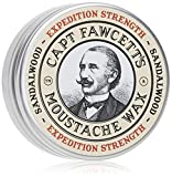Cera de bigote extra fuerte Captain Fawcett Sándalo 15ml