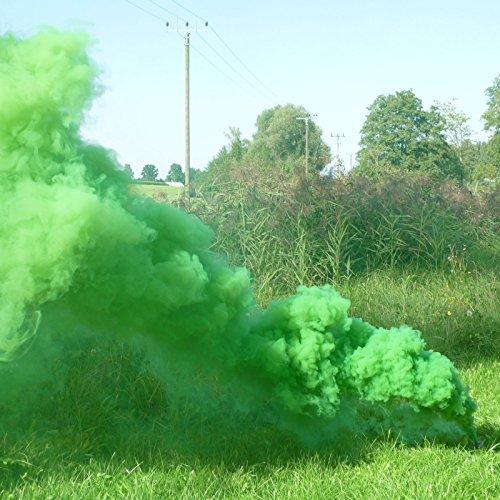 Raucherzeuger Mr. Smoke Typ 2 in Grün