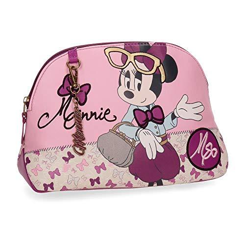 Disney Minnie Glam Neceser de Viaje