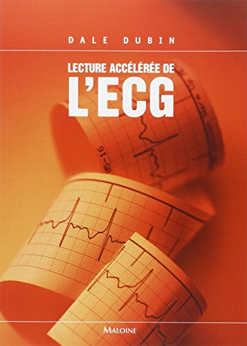 Lecture accélérée de l'ECG PDF