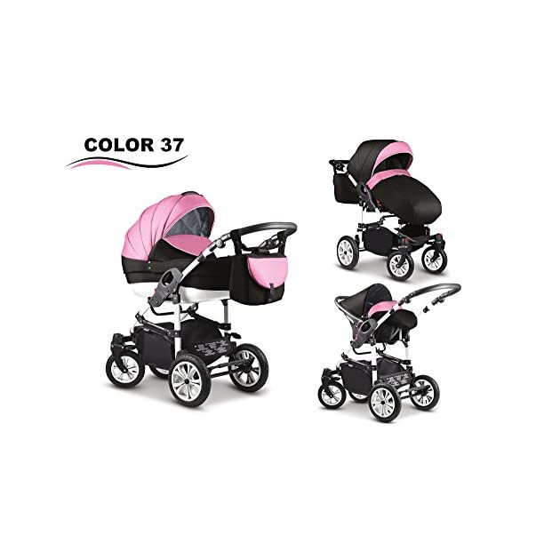 Victory Union 3 in 1 Baby's Pushchair