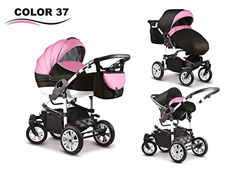 Victory Union 3 in 1 Baby's Pushchair 514YFtUcqTL