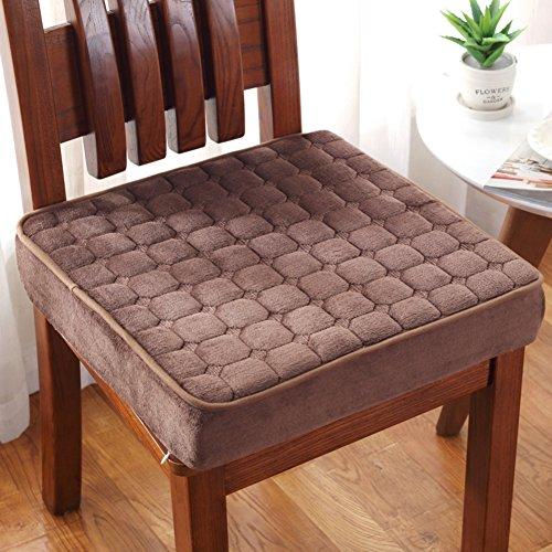 Tatami Kissen,büroschwamm-sitzkissen,esszimmer Stuhl Pad Dick Höhe Atmungsaktive Für Wohnzimmer Student-f 50x60cm(20x24inch) -