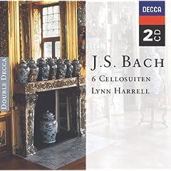J.S. Bach: Suite for Cello Solo No.2 in D minor, BWV 1008 - 3. Courante