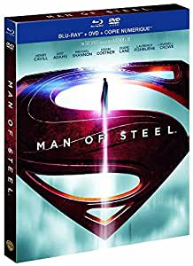 Man of Steel - Combo DVD + Blu-Ray + Copie Numérique [Blu-ray] [Combo Blu-ray + DVD + Copie digitale]
