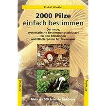 2000 Pilze einfach bestimmen, m. Leitfaden, 121 Karten u. Diskette (3 1/2 Zoll)