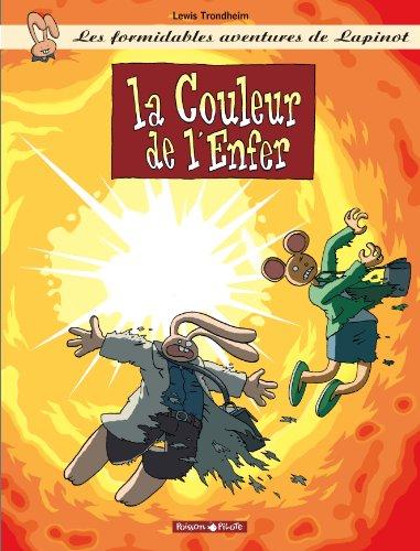 Les Formidables Aventures de Lapinot, tome 7 : La couleur de l'Enfer