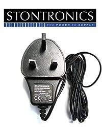 Stontronics Curtis DVD8723UK reproductor de DVD portátil 9 V 1,5 Amp AC/DC