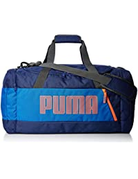 Puma Polyester 60 cms Lapis Blue Travel Duffle (7496413)
