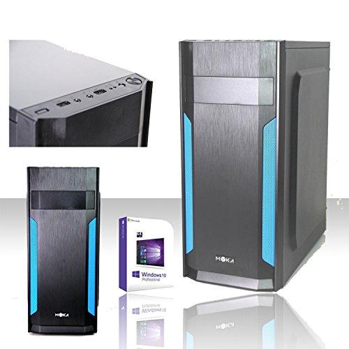 GAMMA SSD PC DESKTOP COMPLETO INTEL i7-7700 4.2 GHZ/HD usato  Spedito ovunque in Italia