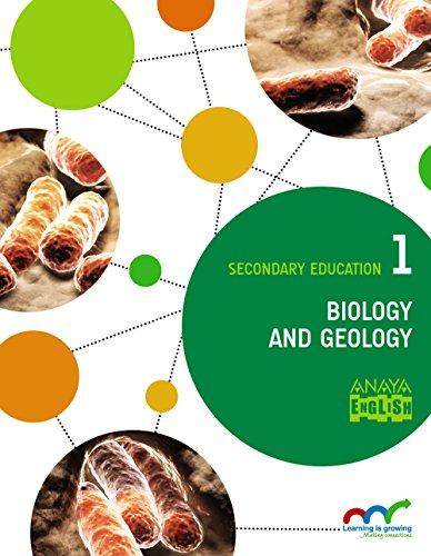 Biology and Geology 1. (Anaya English) - 9788469815052