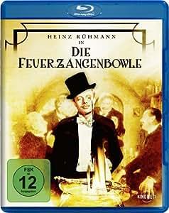 Die Feuerzangenbowle [Blu-ray]: Amazon.de: Heinz Rühmann