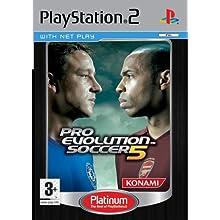 Pro Evolution Soccer 5 Platinum (PS2)