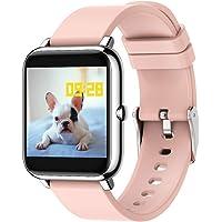 Smart Watch for Women & Men eLinkSmart Fitness Bracelet Fitness Watch Waterproof with Pedometer Sleep Monitor Stopwatch…