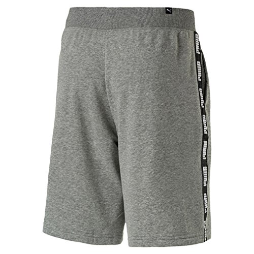 PUMA Men Rebel Sweat Shorts Pants 594006 Grau
