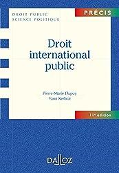 Droit international public - 11e éd.: Précis