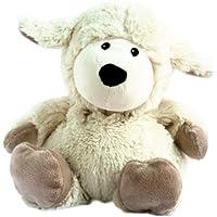 térmica de peluche oveja lavendi Beige con relleno de lavanda 1432316Warmies Animales de Granja, unidad del paquete: 1pieza