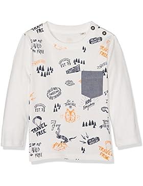 Timberland Baby-Jungen T-Shirt Manches Longues