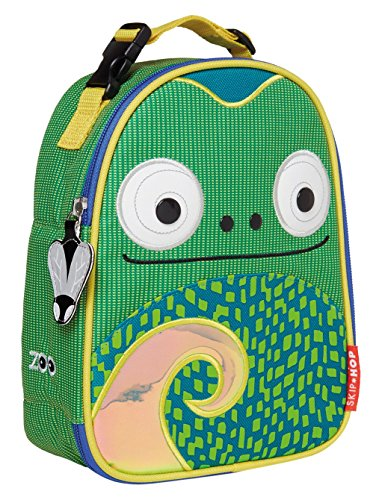 Skip Hop Zoo Lunchie Insulated Lunch Bag (Chameleon)