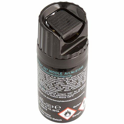 KO Spray 007 CS-GAS PARALISANT 40ml - 3