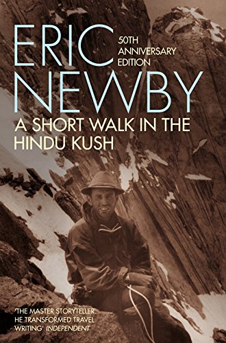 Book cover for A Short Walk in the Hindu Kush