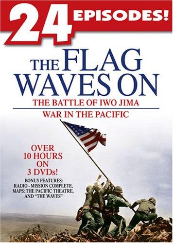 Flag Waves On: Battle Of Iwo Jima / War In Pacific [DVD] [Region 1] [NTSC] [US Import] - Battle Flag
