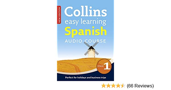 Easy Learning Spanish Audio Course - Stage 1: Language