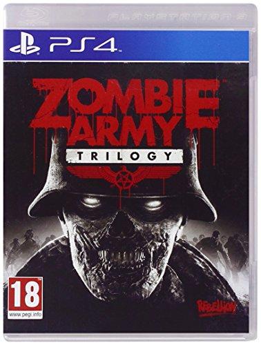 Publisher Minori Sw Ps4 1010227 Zombie Army Trilog