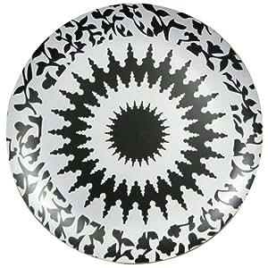 images d 39 orient wpl 490021 tablett rund holz. Black Bedroom Furniture Sets. Home Design Ideas